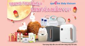 RINH DEAL 0đ TẠI SPECTRA BABY VIETNAM
